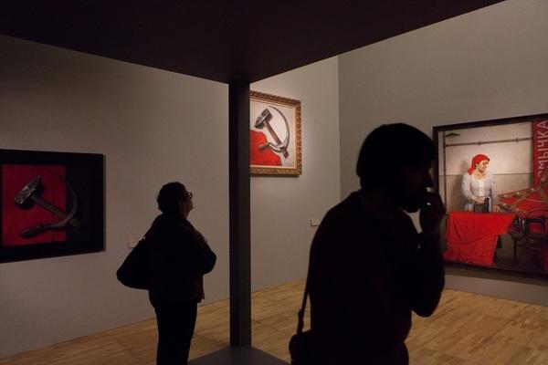 Аудиотур: Выставка Гелия Коржева