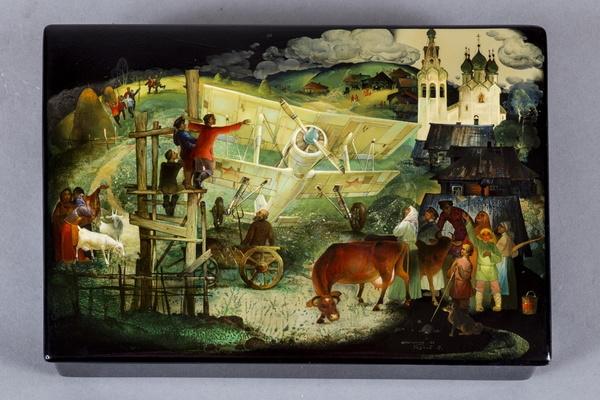 Ночь музеев в Музее декоративно-прикладного и народного искусства
