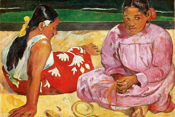 Поль Гоген. Таити и искусство