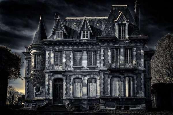 Дом с двойным дном