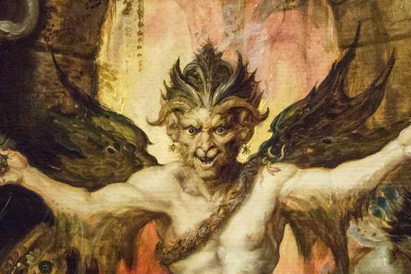 Краткая история дьявола
