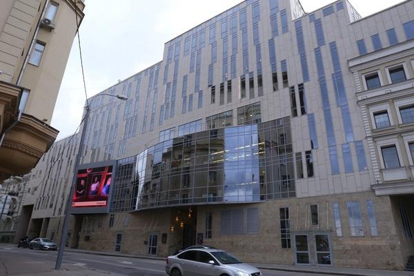 Московский театр Олега Табакова (Сцена на Сухаревской)