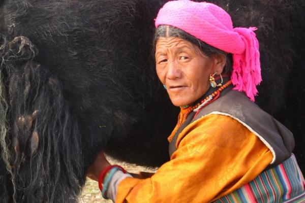 Тибет. Крыша мира