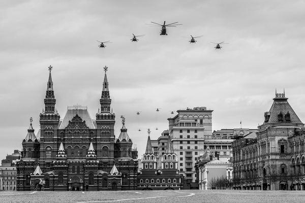 Москва. Великая пустота