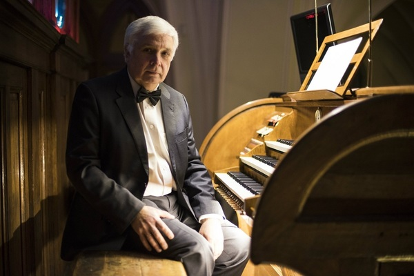 «Все сочинения И. С. Баха для органа» Авторский цикл. Концерт пятнадцатый