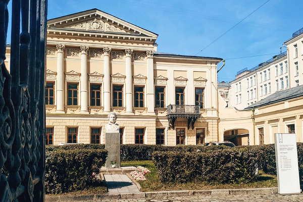 Пушкинские места Басманной слободы
