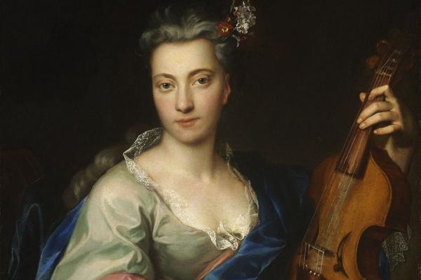 Между Францией и Германией. Редкая музыка для сопрановой виолы и клавесина