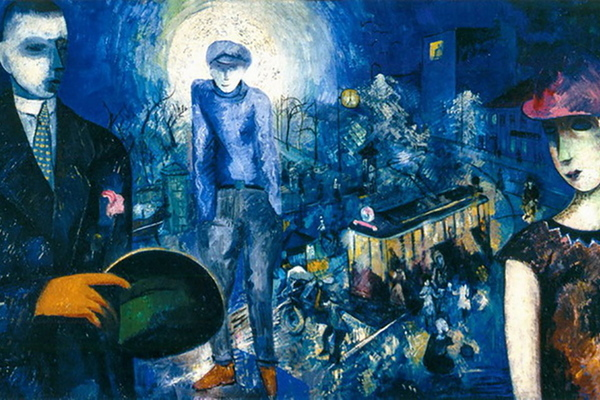 Разговоры о нелинейности времени в искусстве с Антоном Успенским