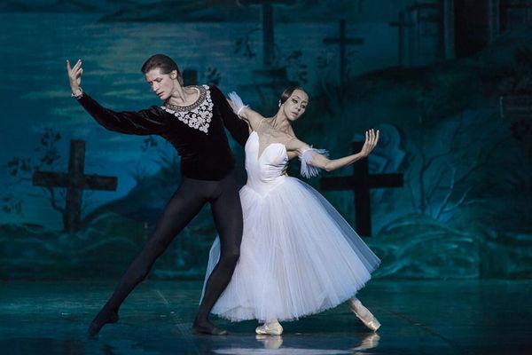 Балет «Жизель» театр Moscow State Ballet
