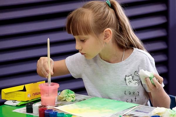 Творческий марафон для детей