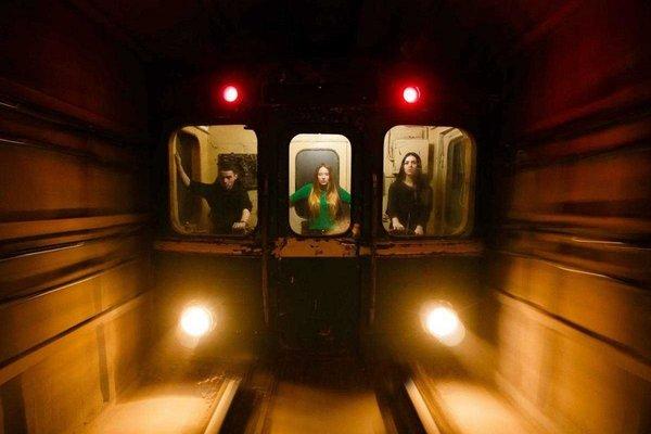 Заброшенное метро