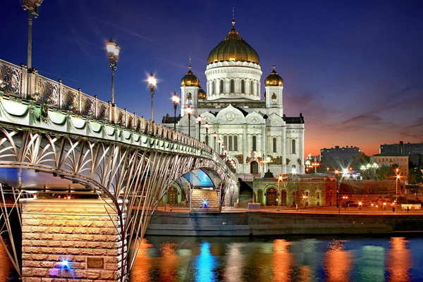 Прогулка по Замоскворечью: Пятницкая и Ордынка