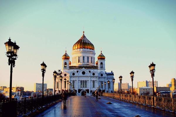 Непарадная Москва: прогулка от храма Христа Спасителя до Красной площади