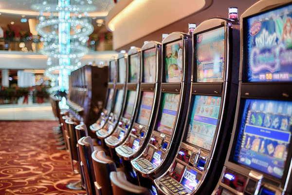 Ограбление казино