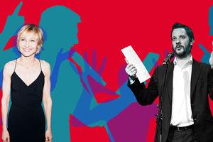 Литературно-театральный фестиваль «Открытые беспринцЫпные чтения 2020». Ингеборга Дапкунайте, Александр Цыпкин и другие