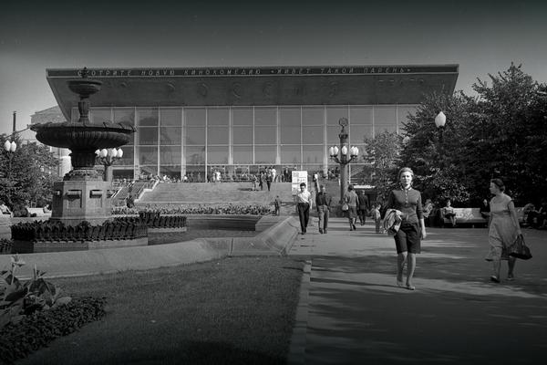 Ночь кино в Музее Москвы
