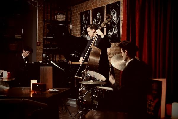Мастер-класс по исполнению джаза