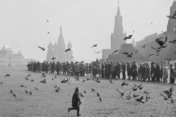 Москва Наума Грановского 1920–1980