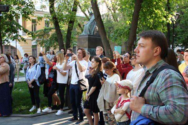 День города в Доме Гоголя