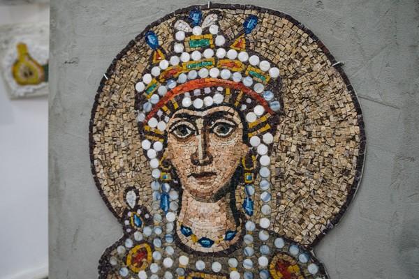 Анималистика в античной мозаике