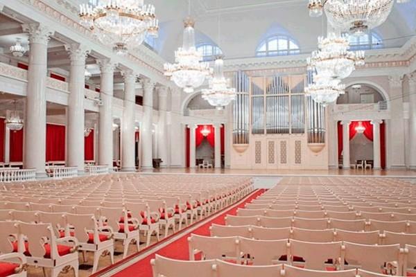 Санкт-Петербургская государственная Академическая филармония им. Д.Д. Шостаковича (Большой зал)