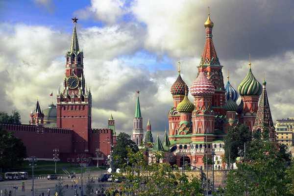 Вокруг Кремля за 120 минут