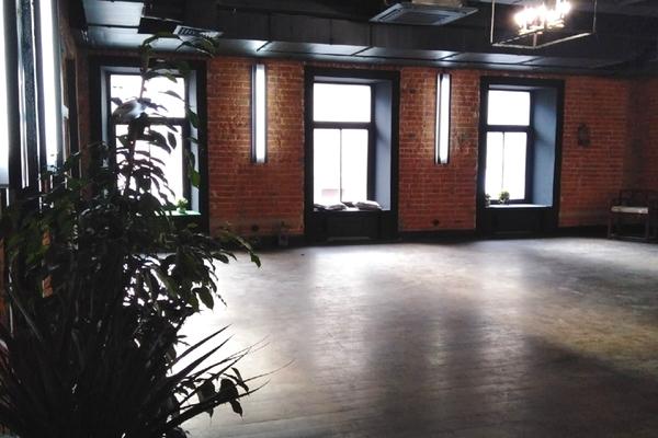 Loft площадка