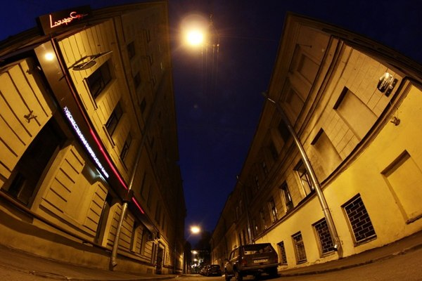 Лютеранский квартал Петербурга
