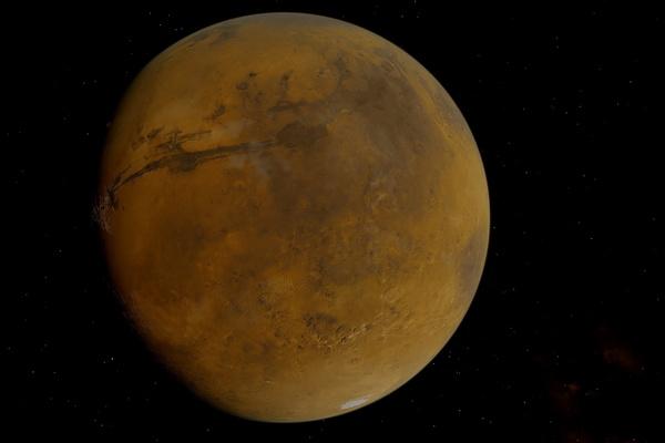 На Марсе классно