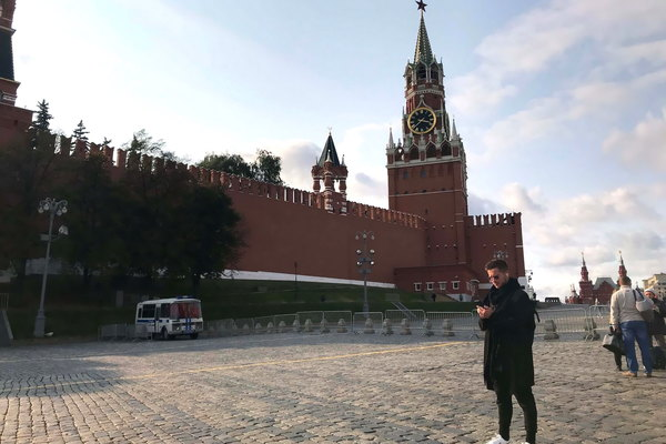 Вокруг Кремля за два часа