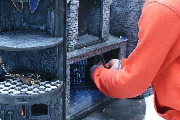 Замок магии и волшебства