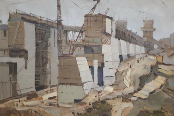 Индустриальный пейзаж. 1920–1930-е гг.