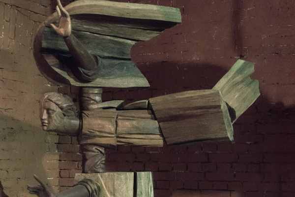 Мария Бурганова. Скульптура, графика