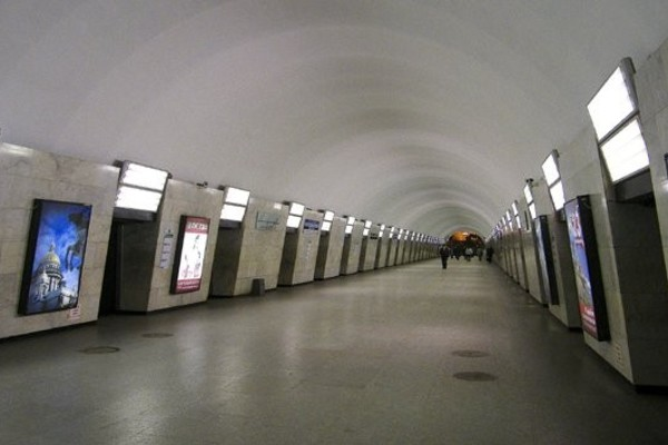 Площадь А. Невского-1