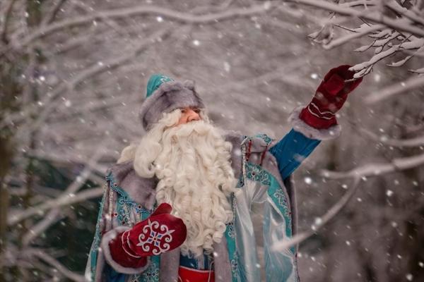 Сказочная резиденция Деда Мороза