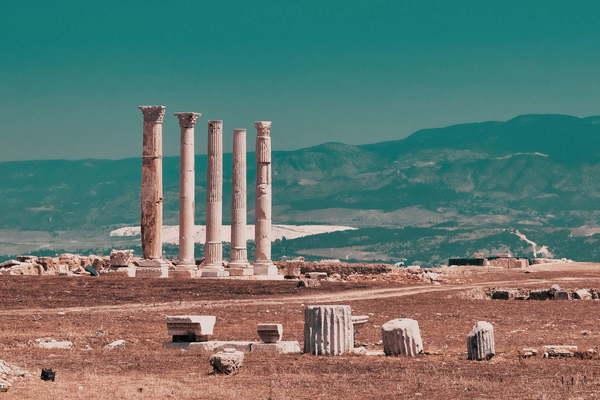 История Пергамской библиотеки