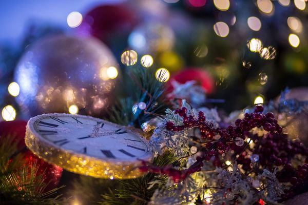 Тайны новогодних часов