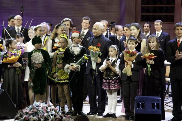 В. Спиваков и НФОР. Бетховен Missa solemnis