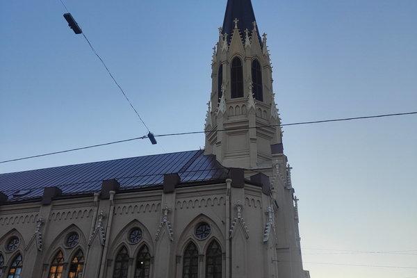 Лютеране в Петербурге