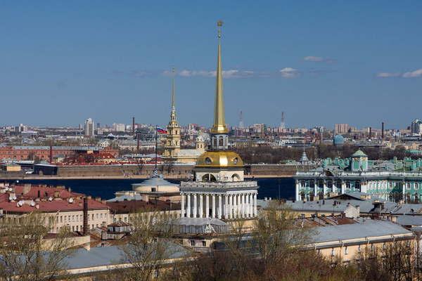 Приключения европейцев в России