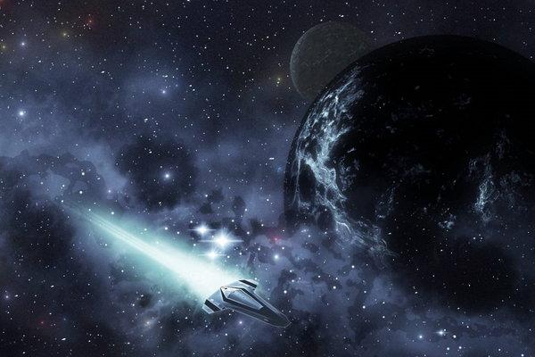 """Космический крейсер """"Галактика"""""""