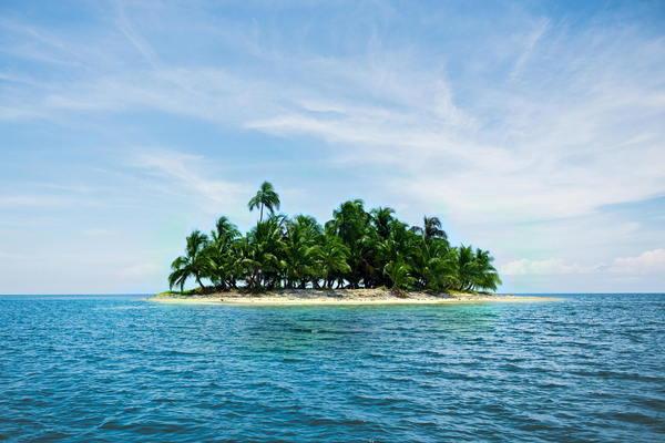 Приключения на необитаемом острове