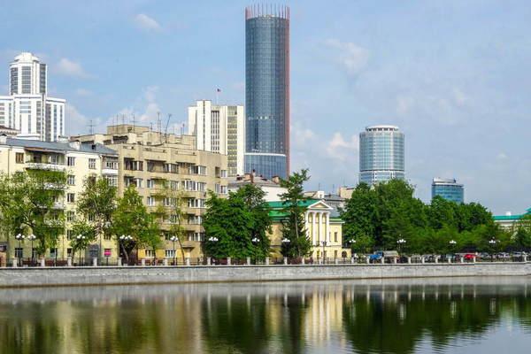 Перемещение в реальности. Екатеринбург от а до я