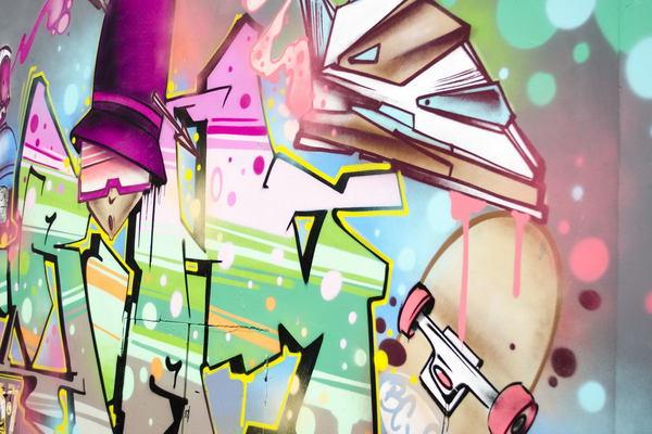 Городской стрит-арт