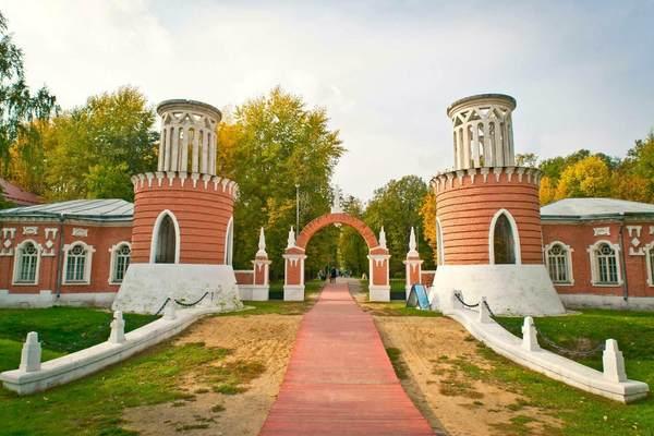 Усадьба Воронцово / Воронцовский парк