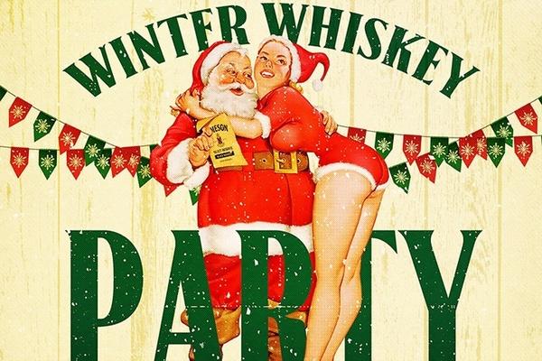 Jameson Winter Whiskey Party 2021