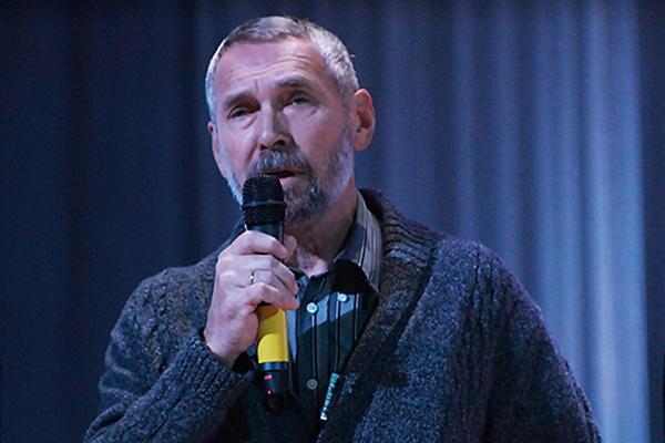 Евгений Лукин. Осталось пережить планету
