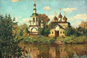 Юрий Пантюхин. Памятники архитектуры прошлого