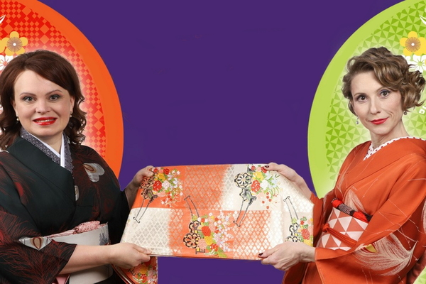 Гейши: тайный язык кимоно
