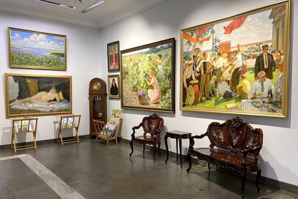 L'Art Gallery
